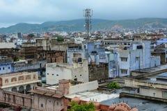 Miasto widok Agra, India Obrazy Royalty Free
