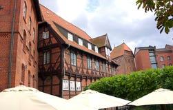 Miasto widok Niemcy Fotografia Royalty Free