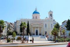 Miasto widok Piraeus, Grecja Zdjęcia Stock