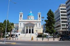 Miasto widok Piraeus, Grecja Obraz Royalty Free