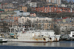 miasto widok Vladivostok Obraz Stock