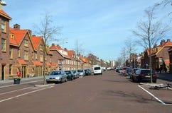 Miasto widoki Amsterdam zdjęcia royalty free
