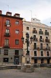 Miasto widoki Hiszpański kapitał Zdjęcia Stock