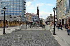 Miasto widoki Kazan Obrazy Stock