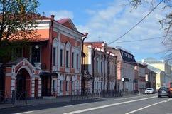 Miasto widoki Kazan Fotografia Stock