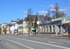 Miasto widoki Kazan Obraz Royalty Free