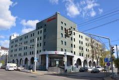 Miasto widoki Kazan Obrazy Royalty Free