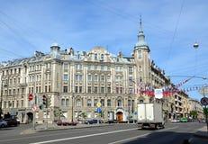 Miasto widoki St Petersburg Fotografia Stock