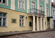 Miasto widoki Tallinn Obrazy Royalty Free