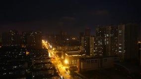 Miasto wieczór