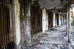 miasto zaniechany duch Fotografia Stock