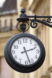 Miasto zegar Obraz Royalty Free