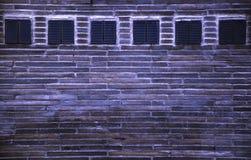 miastowa abstrakcjonistyczna budowa Zdjęcie Royalty Free