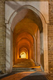 Miastowa Antykwarska architektura Obrazy Royalty Free