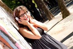Miastowa muzyka Zdjęcie Royalty Free