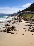 Miastowa plaża Obrazy Royalty Free