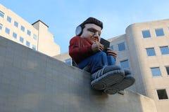 Miastowa uliczna sztuka Zdjęcie Stock