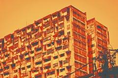 Miastowego gnicia appatment bloku duetu brzmienia stary wizerunek obraz royalty free