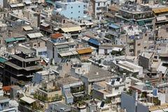 Miastowy Ateny obrazy stock