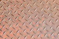 Miastowy diamentu talerza zbliżenia tło Zdjęcie Royalty Free
