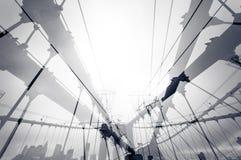 Miastowy doświadczenie Fotografia Stock
