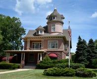 Miastowy J Lewis dom Zdjęcie Royalty Free