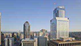 Miastowy jar Seattle zdjęcie wideo