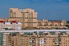 Miastowy krajobraz. Fotografia Stock