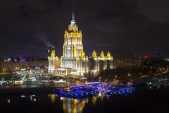 Miastowy krajobraz ogromne miasta i ich okręgi Obrazy Royalty Free
