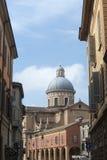 miastowy krajobrazowy Emilia reggio Italy Obraz Stock