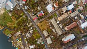 Miastowy krajobrazowy Vinnytsia, Ukraina Obraz Royalty Free