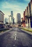 Miastowy Miasto Zdjęcia Stock