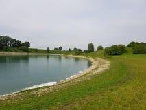 miastowy park w Cernusco zdjęcie royalty free