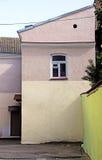 Miastowy podwórze. obraz stock