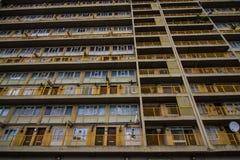 Miastowy projekt budowy mieszkań Zdjęcie Royalty Free