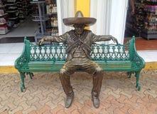 Miastowy rzeźba wywrotowa bohater narodowy Obraz Stock