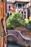 Miastowy sceniczny Wenecja zdjęcie stock