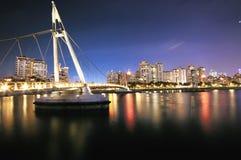 Miastowy Singapur Krajobraz Zdjęcia Stock
