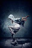 Miastowy taniec Obrazy Royalty Free