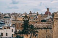 Miastowy widok Bormla obraz stock