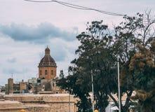 Miastowy widok Bormla obrazy stock