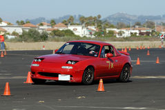 Miata Photographie stock