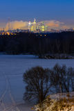 MIBC from Moscow surroundings Stock Photos