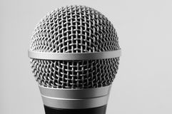Mic. Stock Photography