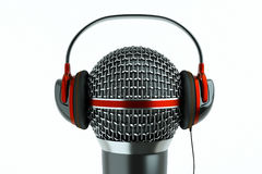 Mic Stock Photography