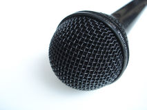 Mic. Rophone Stock Photo