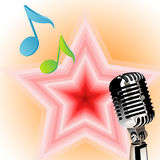 Mic Royalty Free Stock Images