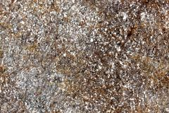 Mica Rock Surface Background arkivfoton