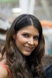 Micaela modèle Schaefer Images libres de droits