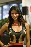Micaela modèle Schaefer Photos libres de droits
